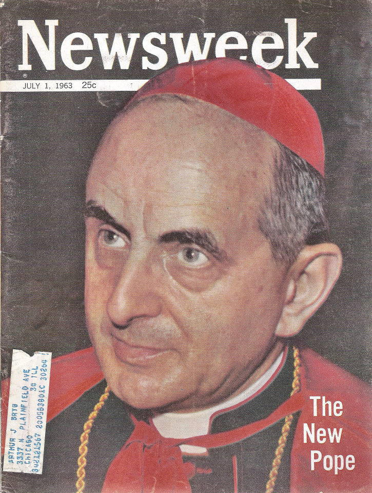 Newsweek Vol. LXII No. 1
