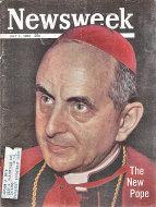 Newsweek Vol. LXII No. 1 Magazine
