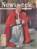 Newsweek Vol. LXIV No. 24 Magazine
