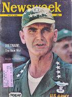 Newsweek Vol. LXVI No. 1 Magazine