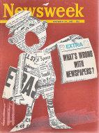 Newsweek Vol. LXVI No. 22 Magazine