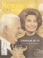 Newsweek Vol. LXVII No. 23 Magazine