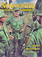 Newsweek Vol. LXVIII No. 23 Magazine