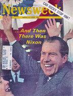 Newsweek Vol. lXXI No. 11 Magazine