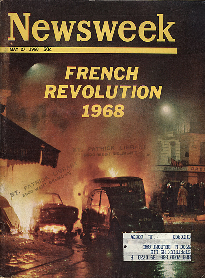 Newsweek Vol. LXXI No. 22