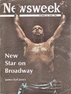 Newsweek Vol. LXXII No. 17 Magazine