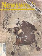 Newsweek Vol. LXXIII No. 22 Magazine