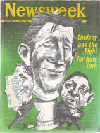 Newsweek Vol. LXXIV No. 18 Magazine