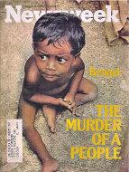 Newsweek Vol. LXXVIII No. 5 Magazine