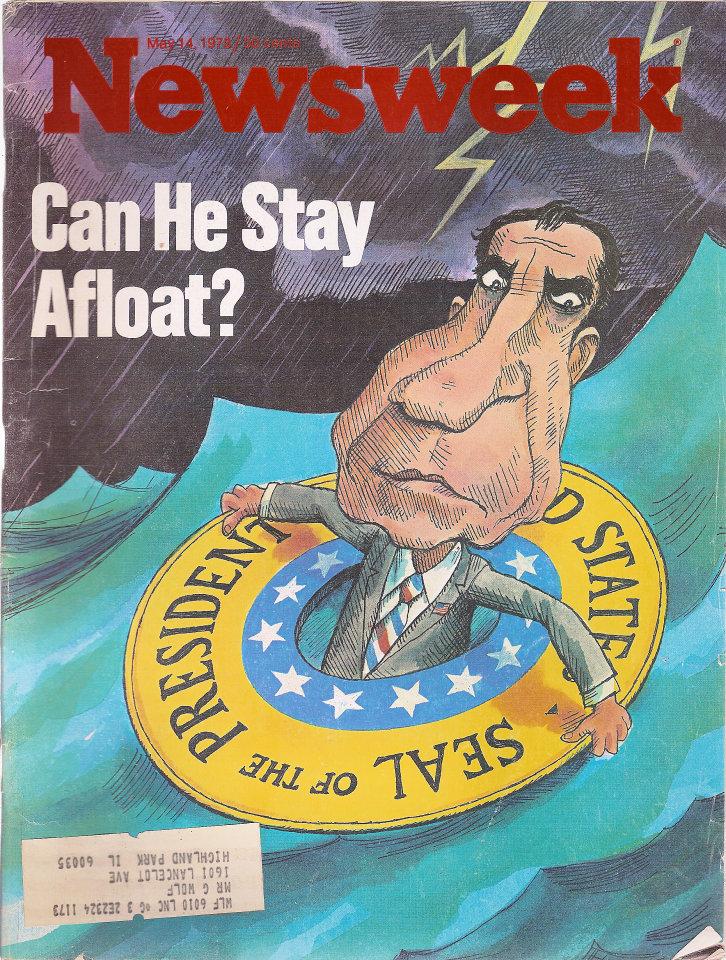 Newsweek Vol. LXXXI No. 20