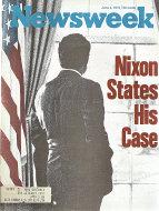 Newsweek Vol. LXXXI No. 23 Magazine