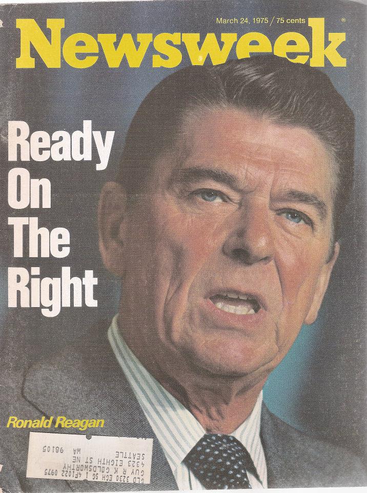 Newsweek Vol. LXXXV No. 12