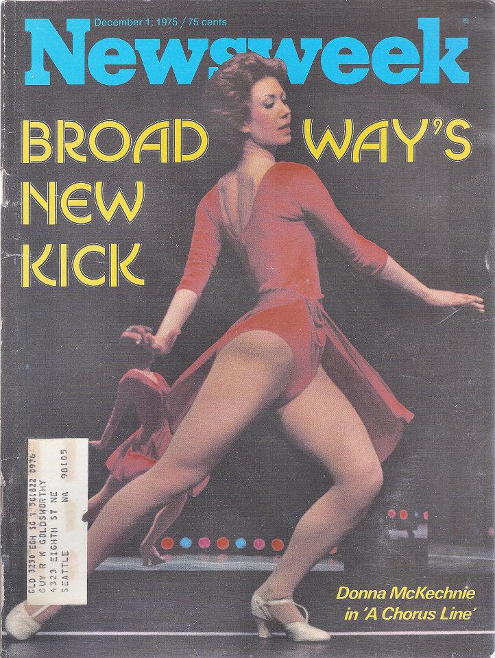 Newsweek Vol. LXXXVI No. 22