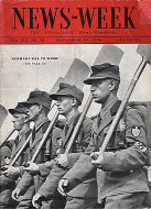 Newsweek Vol. VIII No. 12 Magazine