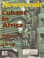Newsweek Vol. XCI No. 11 Magazine