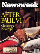 Newsweek Vol. XCII No. 8 Magazine