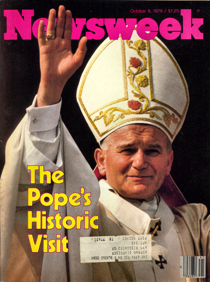 Newsweek Vol. XCIV No. 15