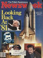 Newsweek Vol. XCIX No. 1 Magazine