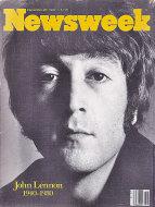Newsweek Vol. XCVI No. 25 Magazine