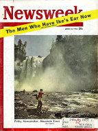 Newsweek Vol. XLIII No. 24 Magazine