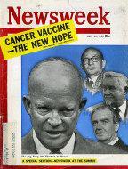 Newsweek Vol. XLVI No. 4 Magazine