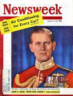 Newsweek Vol. XLVI No. 6 Magazine
