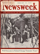 Newsweek Vol. XV No. 9 Magazine