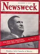 Newsweek Vol. XVI No. 24 Magazine