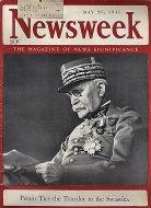 Newsweek Vol. XVII No. 21 Magazine