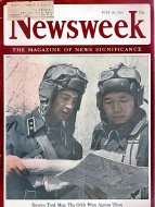 Newsweek Vol. XX No. 3 Magazine