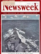 Newsweek Vol. XX No. 5 Magazine
