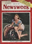 Newsweek Vol. XXIX No. 26 Magazine