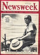 Newsweek Vol XXVI No. 1 Magazine