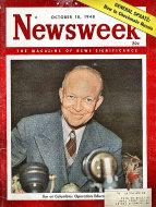 Newsweek Vol. XXXII No. 16 Magazine