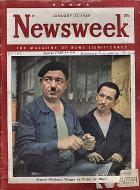 Newsweek Vol. XXXIII No. 5 Magazine