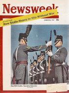 Newsweek Vol. XXXVII No. 13 Magazine