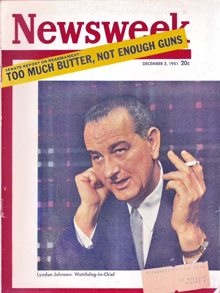 Newsweek Vol. XXXVIII No. 23