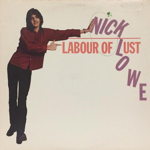 "Nick Lowe Vinyl 12"" (Used)"