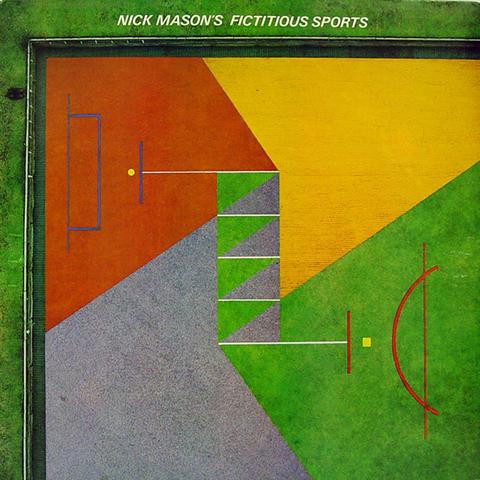 "Nick Mason Vinyl 12"" (Used)"