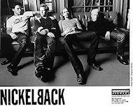 Nickelback Promo Print