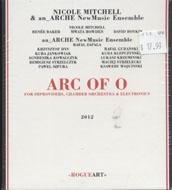 Nicole Mitchell & An_ARCHE NewMusic Ensemble CD