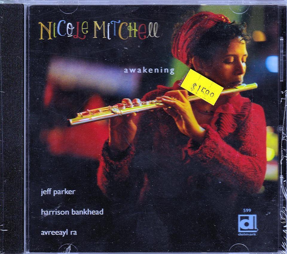 Nicole Mitchell CD