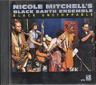 Nicole Mitchell's Black Earth Ensemble CD