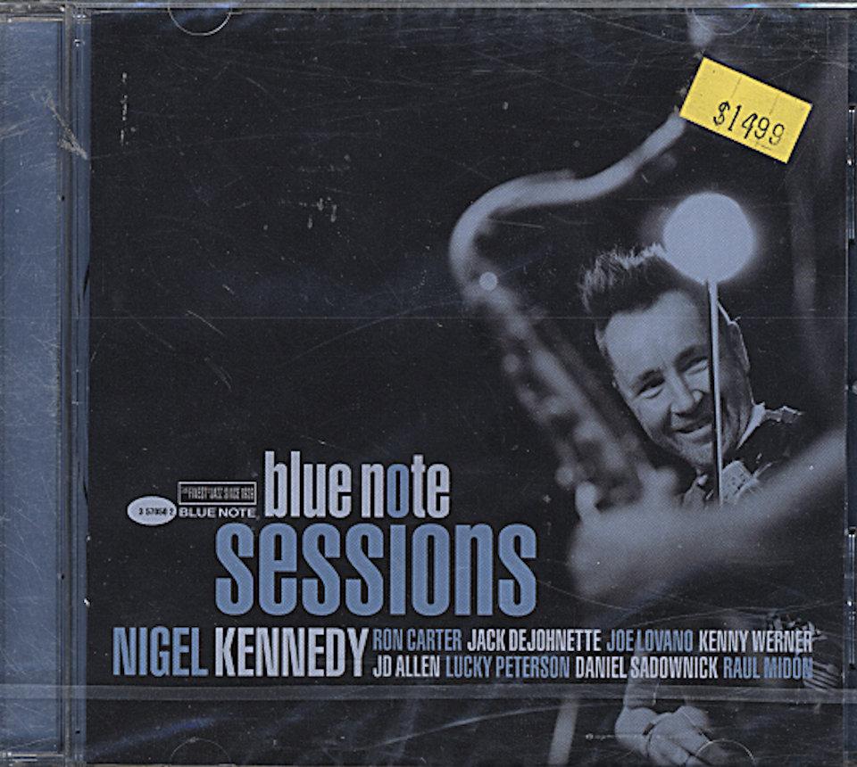 Nigel Kennedy CD