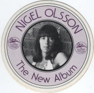Nigel Olsson Sticker