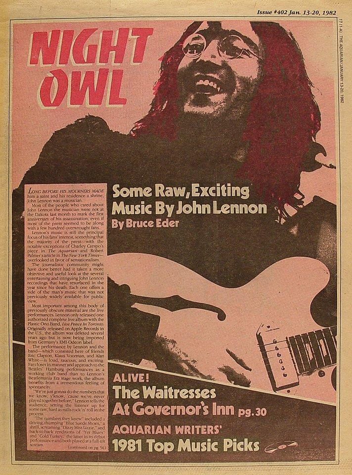 Night Owl No. 402