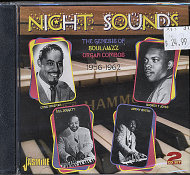 Night Sounds: The Genesis Of Soul / Jazz Organ Combos 1956-1963 CD