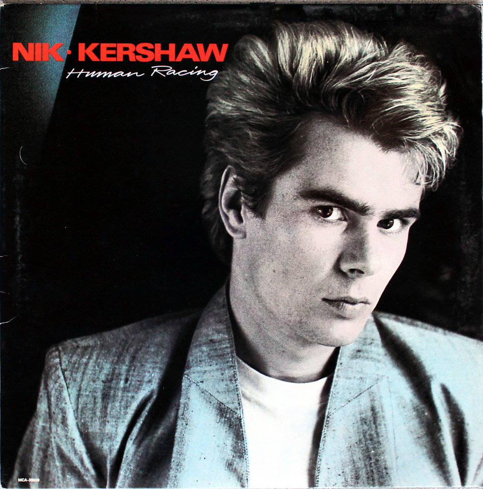 """Nik Kershaw Vinyl 12"""" (Used)"""