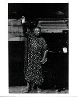 Nina Simone Vintage Print