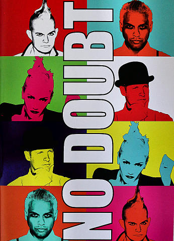 No Doubt Book